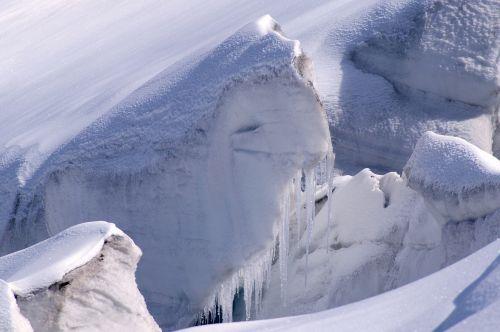 Ledas, Ledynas, Gamta, Ledas, Amžinas Ledas, Nuotaika, Žiema, Šveicarija, Ledinis Vanduo, Sniegas, Šaltas, Sušaldyta, Varveklių, Užšaldyti, Šaltis