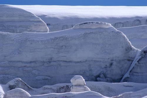 Ledo Kraštovaizdis, Ledas, Ledynas, Gamta, Ledas, Amžinas Ledas, Nuotaika, Žiema, Ledinis Vanduo, Sniegas, Mėlynas, Šaltas, Šveicarija, Crevasse, Sušaldyta, Kraštovaizdis