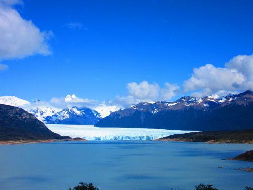 Ledkalnis, Argentina, Patagonia