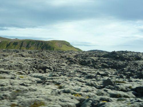 iceland,gamta,kraštovaizdis,lava rock