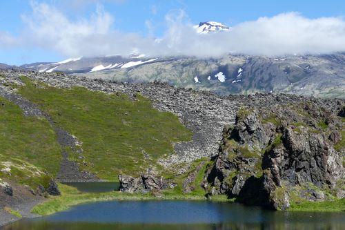 iceland,kranto,атлантический,jūra,uolos,vandenynas,gamta,Rokas,uolos pakrantė,vulkaninis uolas,vulkaninis,snaefellness,snæfellsnes pusiasalis,kalnas