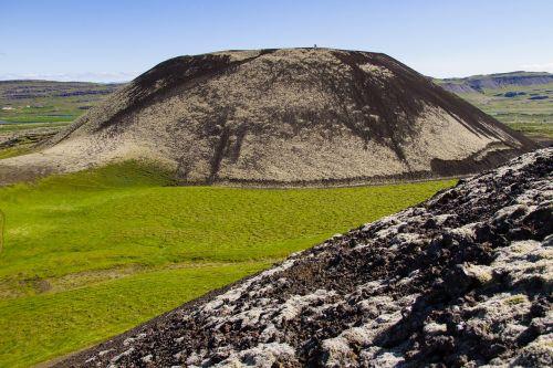 iceland,lava,išnykęs ugnikalnis,islamo samanos,lava rock