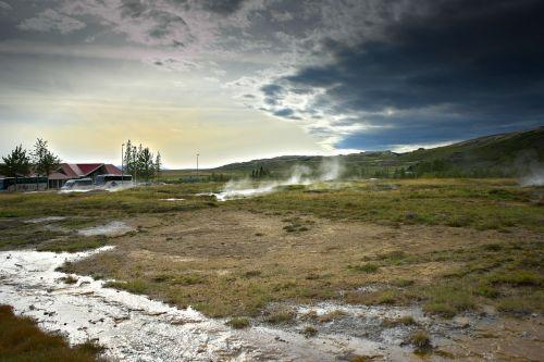 iceland,dramatiškas,geizeris