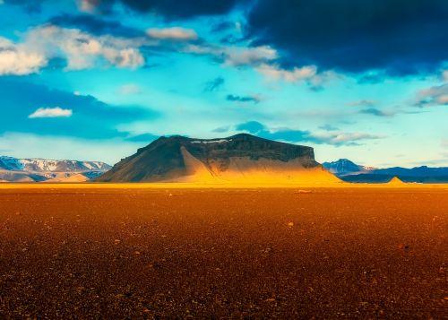 iceland,kalnai,kraštovaizdis,dangus,debesys,gamta,lauke,Šalis,kaimas,turizmas