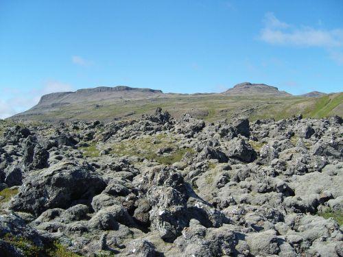 iceland,lava,vulkaninis uolas,nusmukęs,dykuma,Karg,uolingas,gamta,Rokas