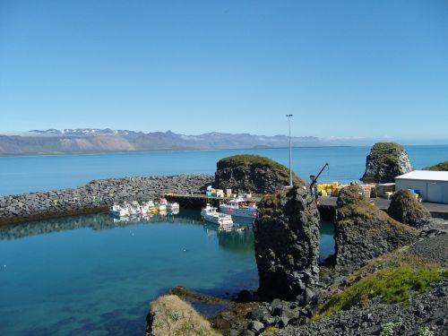 iceland,valtys,vanduo,ežeras,mėlynas,vakarinė pakrantė,idiliškas,vulkaninis uolas,uolingas,užsakytas