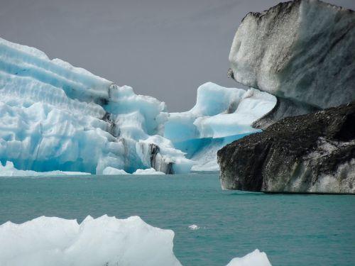 iceland,ledas,lagūnas