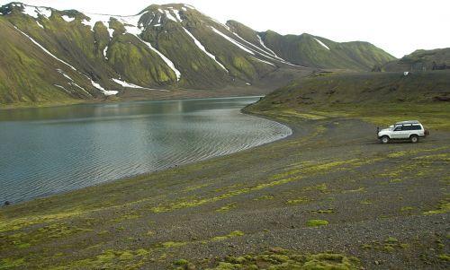 iceland,ežeras,ledynas,4x4