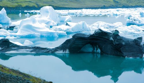 iceland,ledkalnis,ledynas