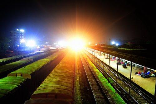 apšviestas, greitis, šviesos, eismo, transportavimo sistema, kelionė, kelių, judesio, lauke, Gatvė, Blur, greitai, prieblanda