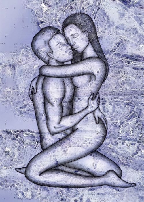 iliustracija,piešimas,plikas,erotika,pora,mėgėjai