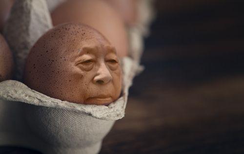 iman,kiaušinis,kiaušinių dėžutė,veidas,vištienos kiaušiniai,maistas,Velykos,ruda,Photoshop,manipuliavimas,kiaušinio veidas
