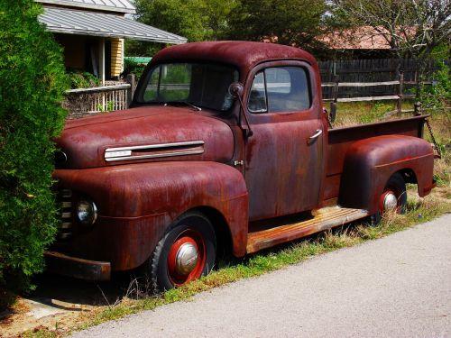 nepriklausomumas,texas,rusvas,ford,sunkvežimis