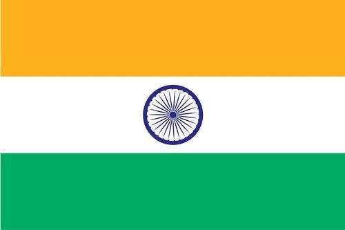 Indija, indai, Indija vėliavos, Indijos nepriklausomybės dieną, Turizmas, tradicinis, Nemokama iliustracijos
