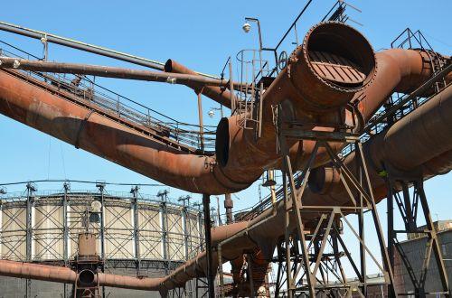 industrija,dujų rezervuaras,ostrava,geležis,lydymosi geležis,geležies gamyba,huť