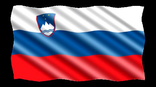 tarptautinis,vėliava,slovenia