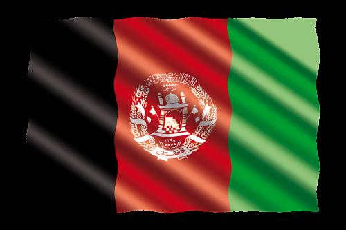 tarptautinis,vėliava,Afganistanas