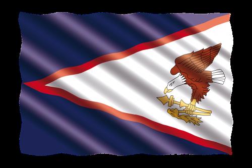 tarptautinis,vėliava,american samoa