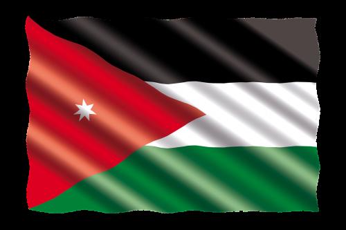 tarptautinis,vėliava,jordan