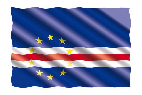 tarptautinis,vėliava,cape verde