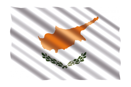 tarptautinis,vėliava,Kipras