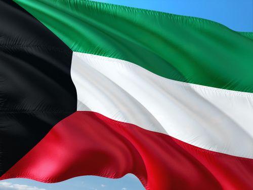 tarptautinis,vėliava,Kuwait,Kuveito emyratas,Artimieji Rytai