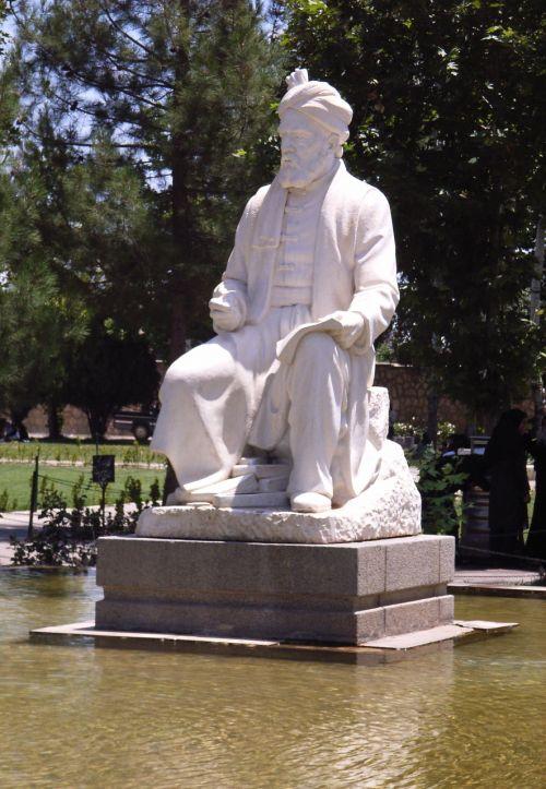 Iranas,tus,Mashadas,firdousi,persų poetas,statula,kultūra