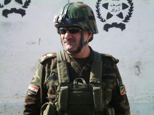iraq, apskritai, armija, kariuomenė, iraqi armija