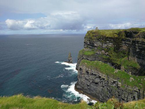 Airija,airiškas,uolos,Moheras,uolos,gamta,uolos pakrantė,Rokas,vaizdas,kranto,kraštovaizdis