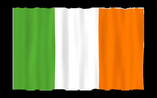 airiškas vėliava,Airijos vėliava,Airija,airiškas,vėliava,respublika,eire,fonas