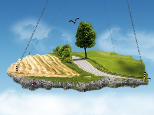 sala,sirrealis,svajonė,fantazija,drambliuko svajonės,nerealu,mįslingas,kompozicija,Photoshop