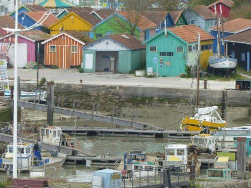 olerono sala,kajutės,uostas,valtys,žvejyba,austriukas,oléron,sala,žvejys,sala oleron,vanduo,baseinas,france