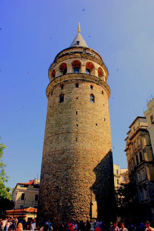 istanbulas,data,galata,Turkija,gerklė,ottoman
