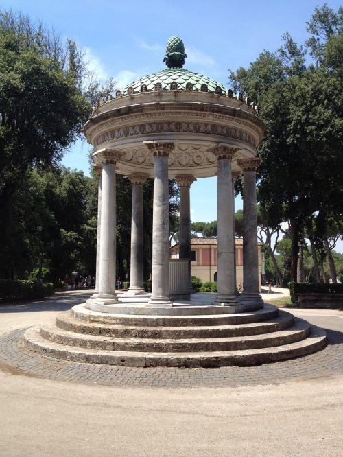 italy,paminklas,architektūra,europietis,istorija,Roma,istorinis,borghese,sodai,borgų sodai,romėnų,ispanų