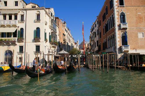 italy,šventė,Venecija,venezija,gondolos,kanalas,gondolieris,rūmai,lagūnas,italy palazzo