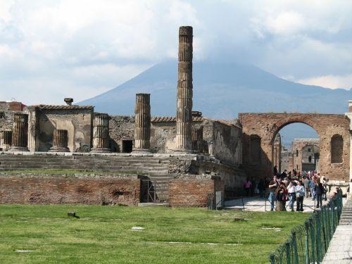 italy, pompėja, italy pompeii