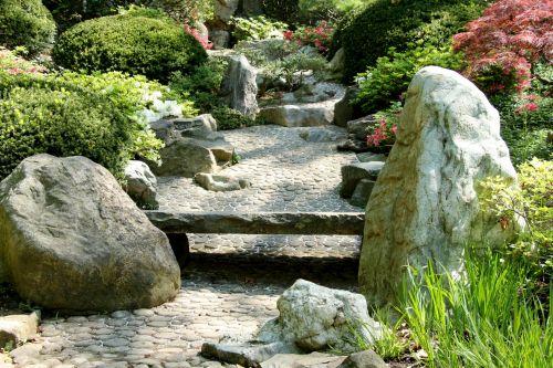 vandens sodas, japonų & nbsp, sodas, akmuo & nbsp, sodas, sodas, augalai, gamta, lauke, vaizdingas, vaizdingas, graži, taikus, tylus, kontempliacija, japonų akmens vandens sodas