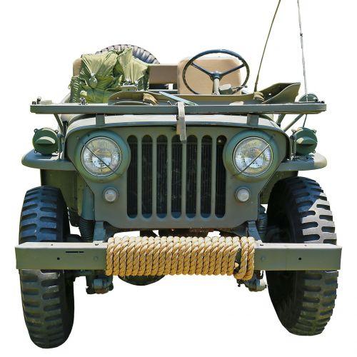 Jeep,kariuomenė,Visais ratais varoma,visureigė,armija,4wd,reljefas,offroad,stiprus,izoliuotas
