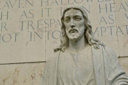 Jėzus,vaizdas,krikščionis,krikščionis,tikėjimas,statula,akmuo