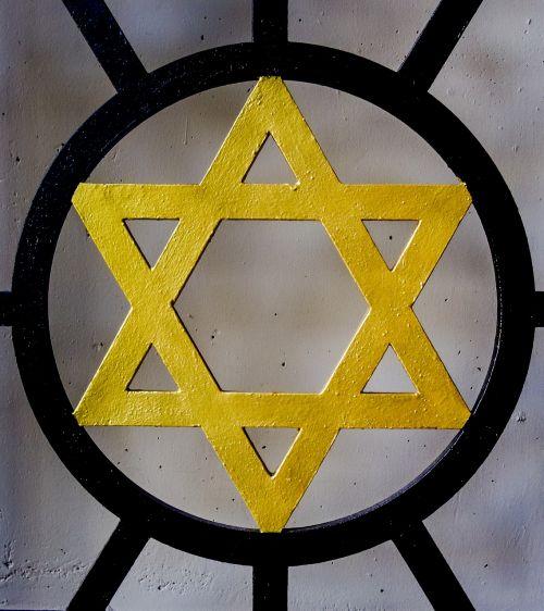 žydų žvaigždė,judaizmas,žvaigždė,paminėti,žydai,Dovydo žvaigždė,istoriškai,paminklas,religija,tikėjimas,gedulas,atmintis,aukos,Antrasis Pasaulinis Karas,sinagoga