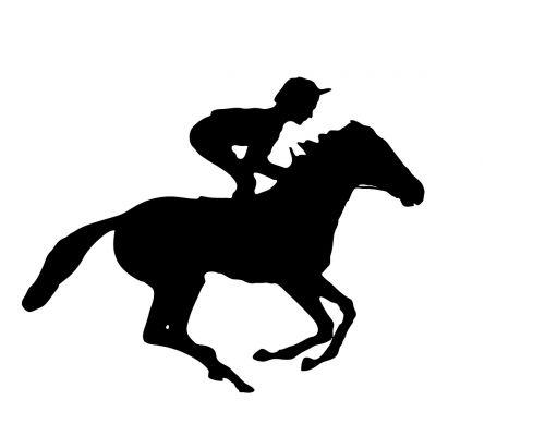 jockey,arklys,jojikas,lenktynių žirgais,gyvūnas,jodinėjimas,raitelis,arklys,Sportas,varzybos,Jodinėjimas,veiksmas,grynakraujis,lenktynės,paleisti,grynas,šokti,greitai,greitis,juoda,siluetas,šokti,arkliai,galia,bėgimas,žinduolis,lenktynės,kontūrai,figūra