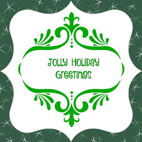 Kalėdos, xmas, šventė, linksmas, žalias, sezoninis, pasveikinimas, linksmas atostogos