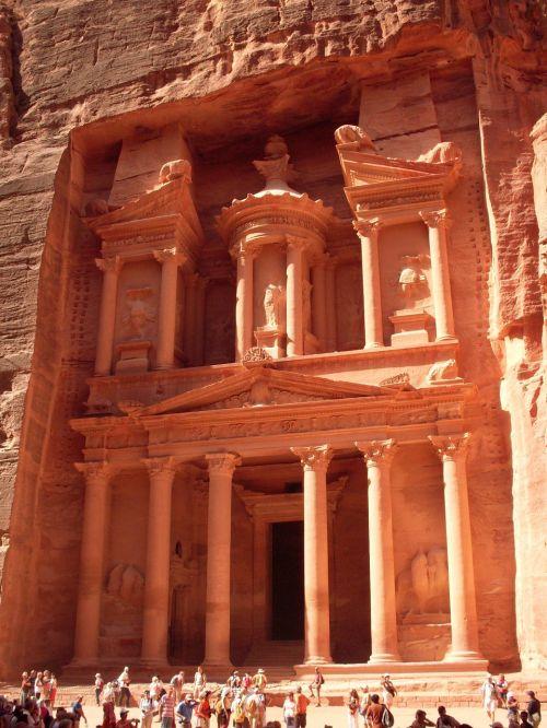 Jordan, Šventykla, Petra, Dykuma, Senovės