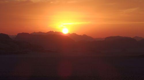 jordan,dykuma,saulėlydis