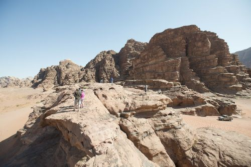 Jordan, Wadi Rum, Šventė, Artimieji Rytai, Dykuma, Pasaulinis Paveldas