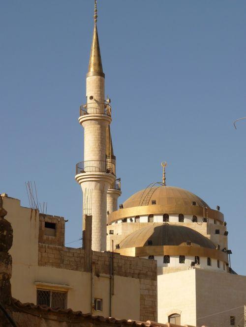 Jordan, Šventė, Kelionė, Artimieji Rytai, Moše, Bokštas, Minaretas, Islamas