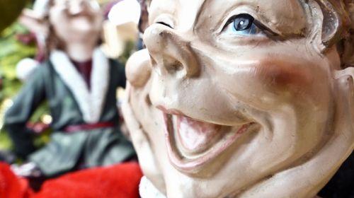 džiaugsmingas, laimingas, Elfas, Kalėdos, xmas, apdaila, gruodžio mėn ., veidas, juokiasi, linksmas elfas