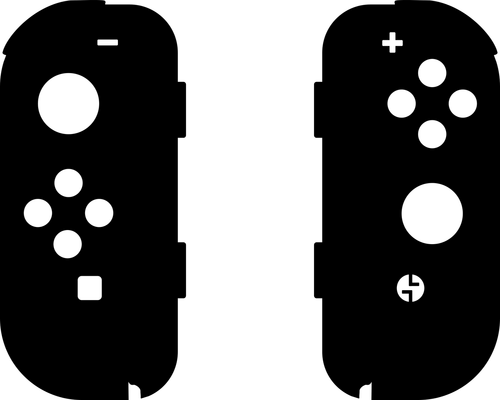 manipuliatorių, Nintendo, pereiti, Nemokama vektorinė grafika, Nemokama iliustracijos