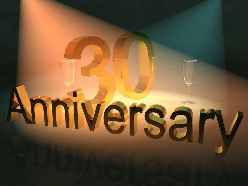 jubiliejus, iškilmingai & nbsp, šventas & nbsp, jubiliejus, bendrovė & nbsp, jubiliejaus, verslo metų & nbsp, 30, jubiliejus 30