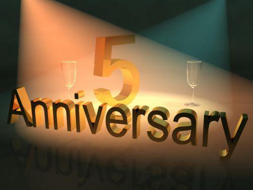 jubiliejus, iškilmingai & nbsp, šventas & nbsp, jubiliejus, bendrovė & nbsp, jubiliejus, verslo metų & nbsp, 5, jubiliejus 5